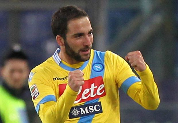 Lazio 2-4 Napoli: Higuain double brings capital gains