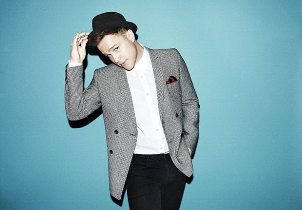 Famous Fan: Olly Murs, Manchester United