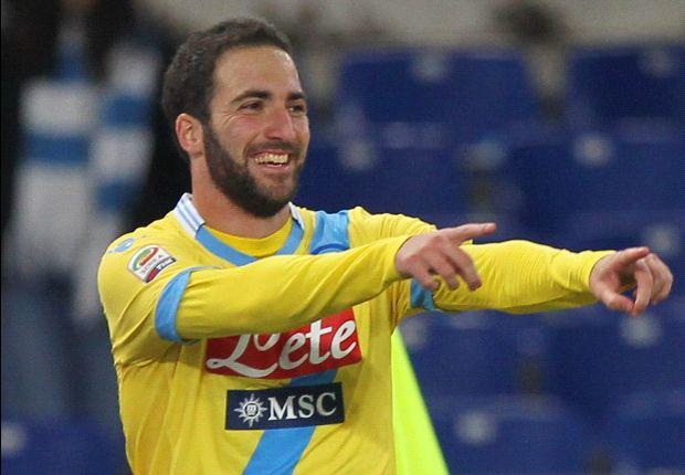 Benitez: Lazio were scared of Higuain