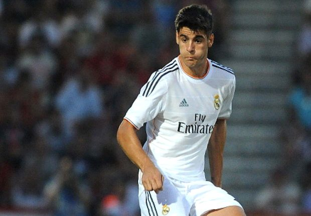 Arsenal consider Morata loan if Suarez joins Real Madrid