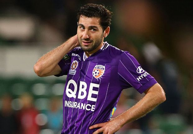 Steve Pantelidis leaves Perth Glory