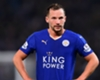 Drinkwater relaxed at Leicester