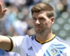 LA Galaxy 1-0 Houston Dynamo: Gerrard seals slender victory