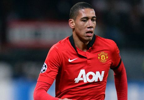 Arsenal to make shock Smalling move