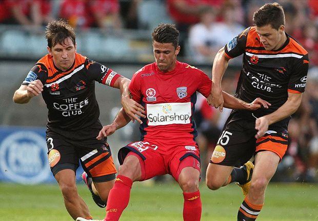 Friday Night Live: Adelaide United v Brisbane Roar