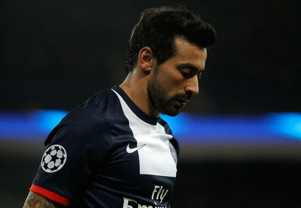 Lavezzi in the dark over Inter link