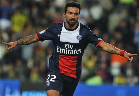 Zanetti eager for Lavezzi to join Inter