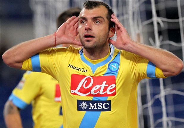 Pandev: Napoli gunning for revenge against Arsenal