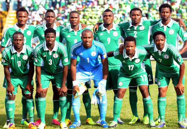 Nigeria name 30-man provisional World Cup squad