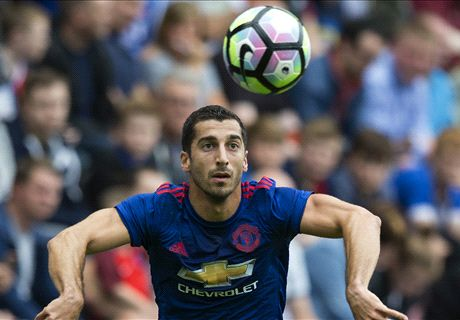 Mourinho on 'sweet' Mkhitaryan debut