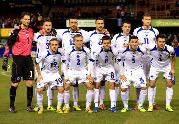 Bosnia ya enfrentó a Argentina en noviembre de 2013.