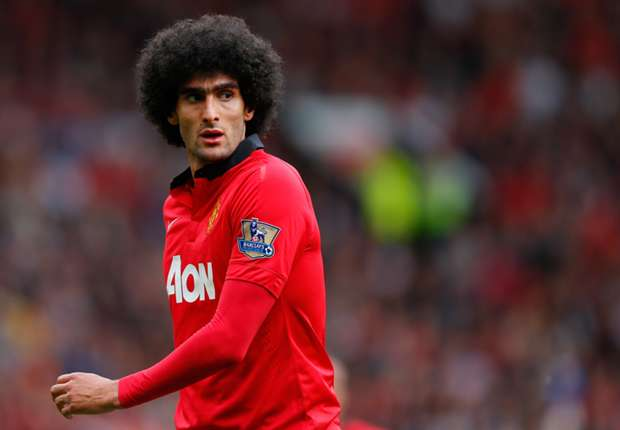 Fellaini nearing return from injury for Manchester United
