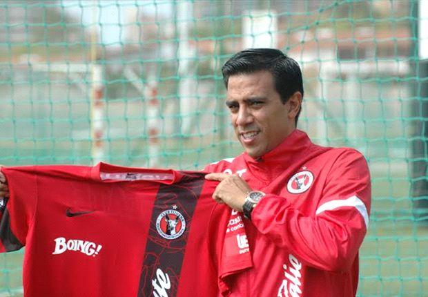 César Farías, nuevo director técnico de los Xolos de Tijuana