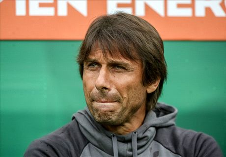 Chelsea lose in Conte's first game