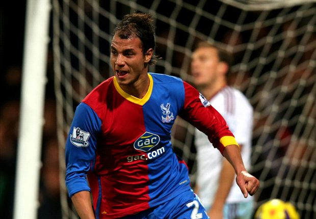 Crystal Palace 1-0 West Ham: Chamakh lifts Eagles off bottom