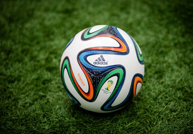 Messi gives green light to World Cup ball named 'Brazuca'