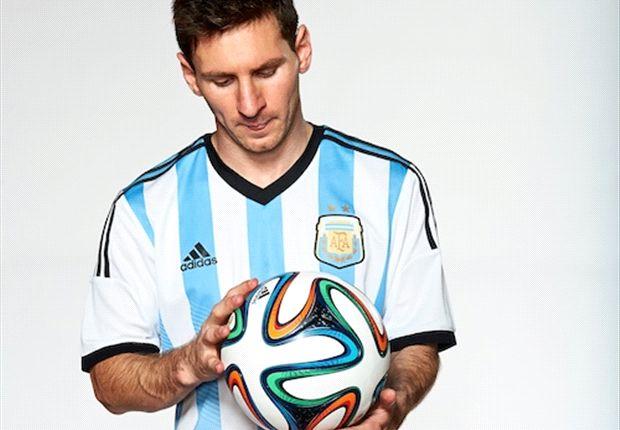 مسی 140 میلیون یورویی، با ارزشترین بازیکن جام جهانی 2014