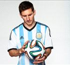 Messi gives green light to World Cup ball