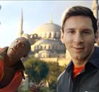 VIDEO: Watch Lionel Messi take on Kobe Bryant
