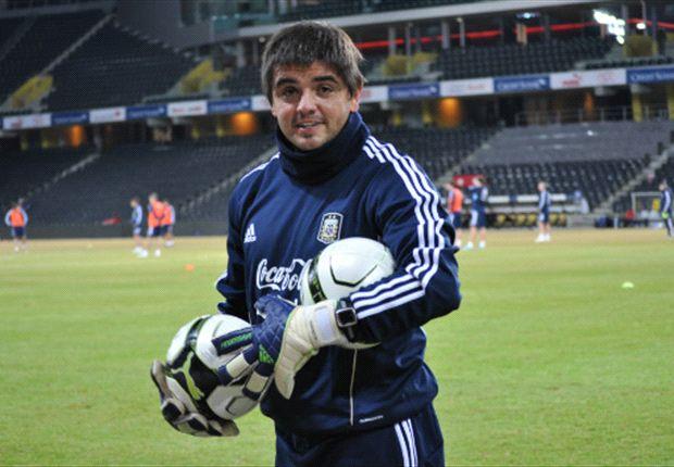 Juan José Romero (Selección Argentina) manda saludos