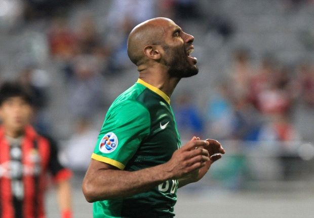 China was the last stop in Kanoute's 16-year long career.