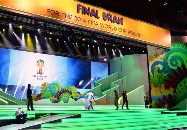 Brazil pitted against Italy and France in World Cup draw rehearsal