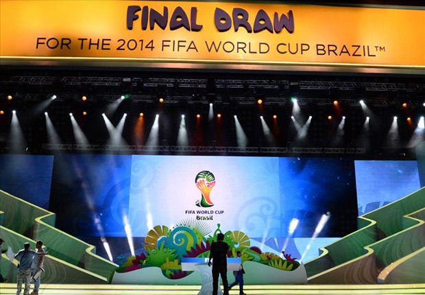 Alle Blicke richten sich auf Costa do Sauipe: Dort steigt die Auslosung der WM-Gruppenphase
