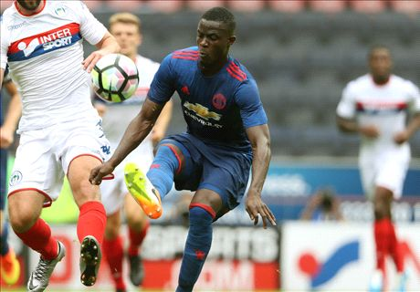 Bailly: I rejected Man City for Utd