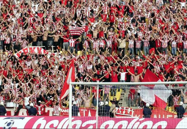 Olympiakos recibe al Levante por la vuelta de ctavos de final de la Europa League
