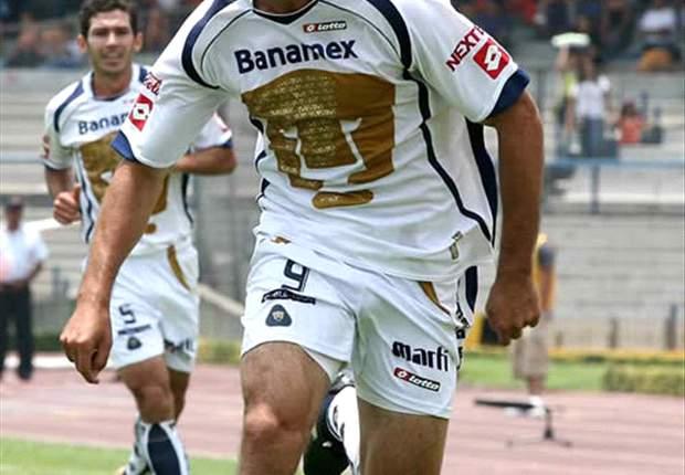 Pumas' Lopez Hopes Goal Against Necaxa Precursor Of Success Against America