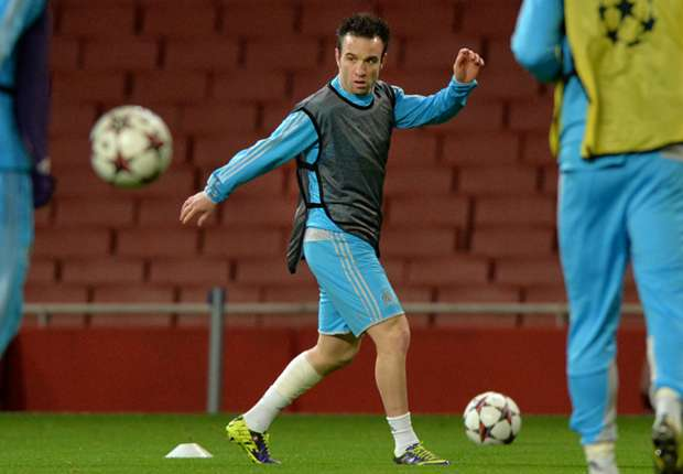 Valbuena admits Atletico Madrid interest
