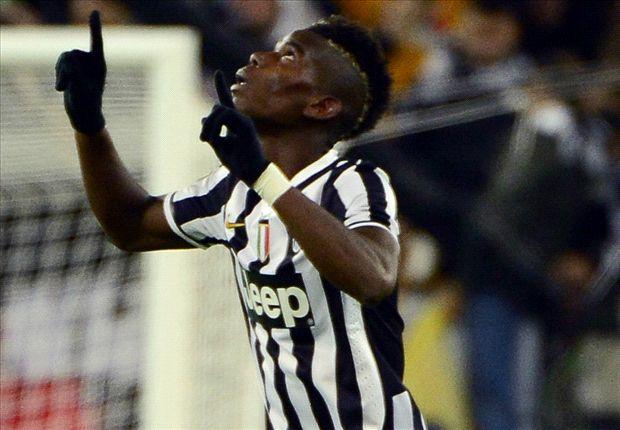 Pogba es clave en la Juventus y en la selección francesa