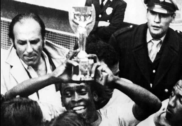 Theft and ransom of Jules Rimet Trophy