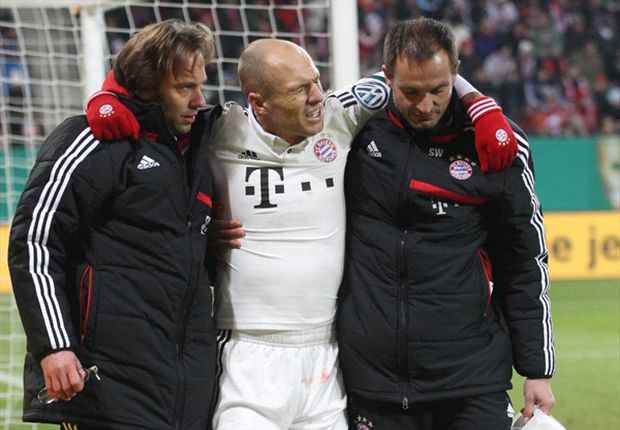 Bayern's injury problems make their form all the more incredible