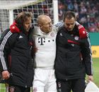 Robben Ruled Out