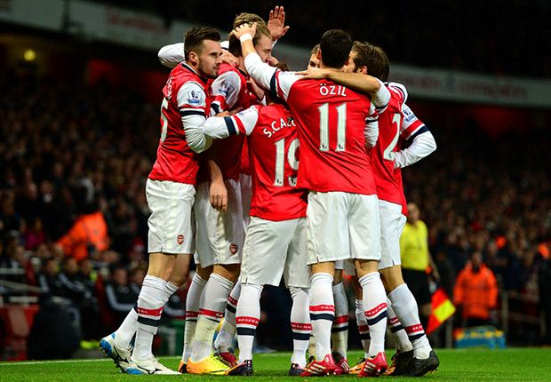 Arsenal will beat Manchester City, say Goal readers