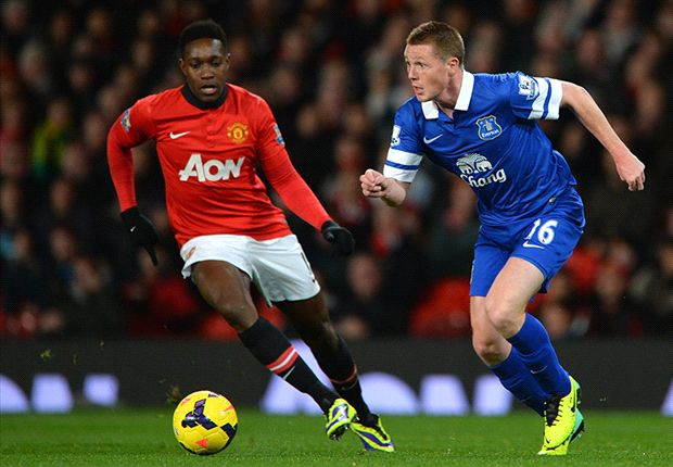 Manchester United 0-1 Everton: Oviedo late show ruins reunion for Moyes