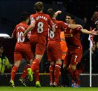 Match Report: Liverpool 5-1 Norwich City