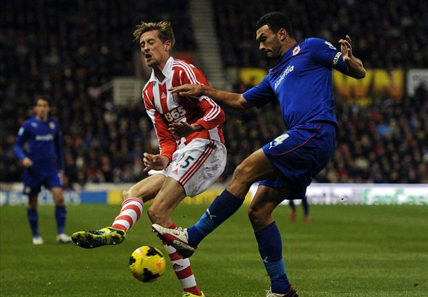 Stoke City 0-0 Cardiff City: Strugglers play out stalemate