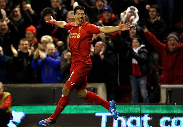 Liverpool 5-1 Norwich City: Stunning Suarez haul destroys hapless visitors