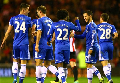 Chelsea hold off Sunderland revival