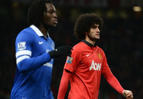 LIVE: Man United 0-0 Everton