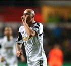 Slick Swansea put three past Newcastle