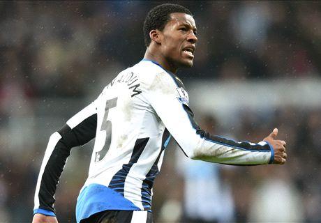 Liverpool target Newcastle's Wijnaldum