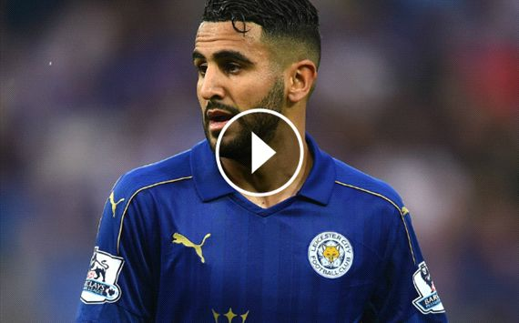 WATCH: Riyad Mahrez transfer factfile
