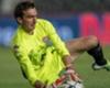 Barovero se lesionó la rodilla en México