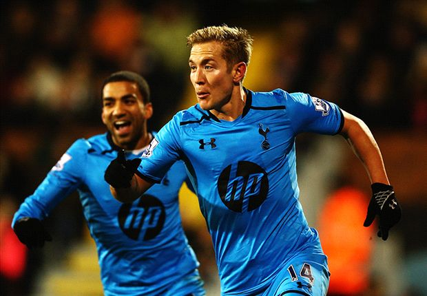 Tottenham hero Holtby 'over the moon' with Fulham winner