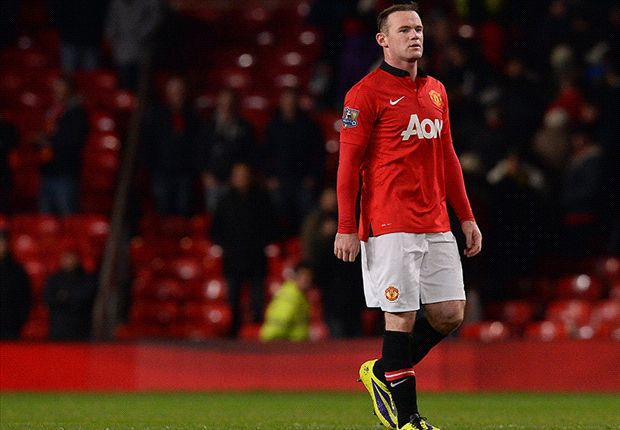 Rooney rejects fresh Manchester United contract advances