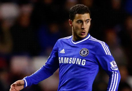 Mourinho: Hazard delivered his best