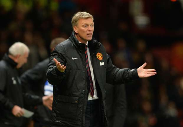 Manchester United have no excuses for Everton defeat - Moyes